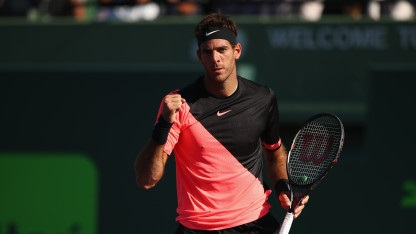 Diario La Noticia - Internacional - ATP  - MASTER 1000  - Delpo sigue en carrera en Miami
