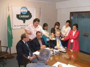 "Diario La Noticia - CARBAP presentó el documento ""El Campo y la Republica"""