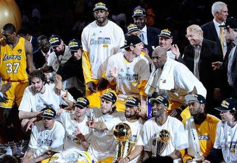 Diario La Noticia - Internacional - BASQUET - NBA - Los Angeles Lakers, campeones de la NBA