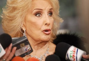 Diario La Noticia - Mirtha Legrand y el tabú de la dictadura
