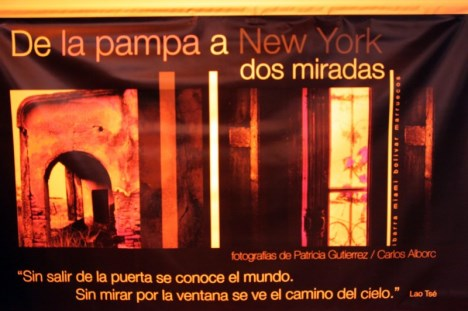 "Diario La Noticia - ""De la Pampa a Nueva York"""