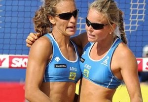 Diario La Noticia - Derrota argentina en el debut del beach voley