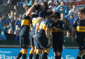 Diario La Noticia - El Boca alternativo ganó en Santa Fe