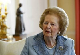 Diario La Noticia - Internacional - LONDRES - Murió Margaret Thatcher