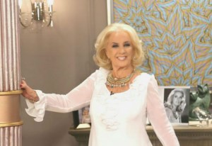 "Diario La Noticia - Mirtha Legrand: ""No quiero que Cristina vaya presa"""