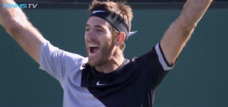 Diario La Noticia - Internacional - TENIS / INDIAN WELLS - El 1 es Delpo