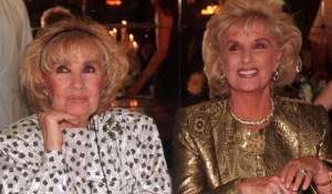 Diario La Noticia - La emotiva despedida de Mirtha Legrand a su hermana Goldy